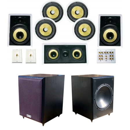 Home Theater Speakers and Surround Sound Products